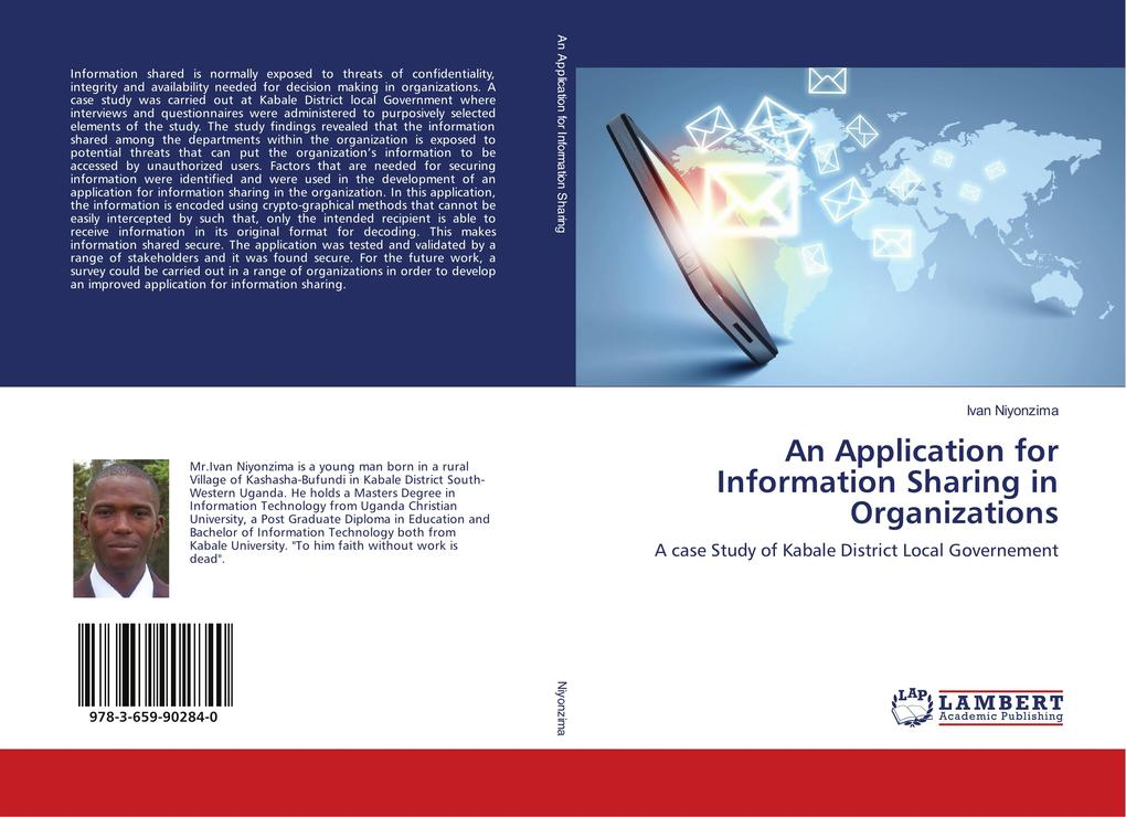An Application for Information Sharing in Organ...