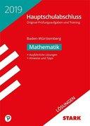 Lösungen zu Original-Prüfungen und Training Hauptschulabschluss Baden-Württemberg 2019 - Mathematik 9. Klasse