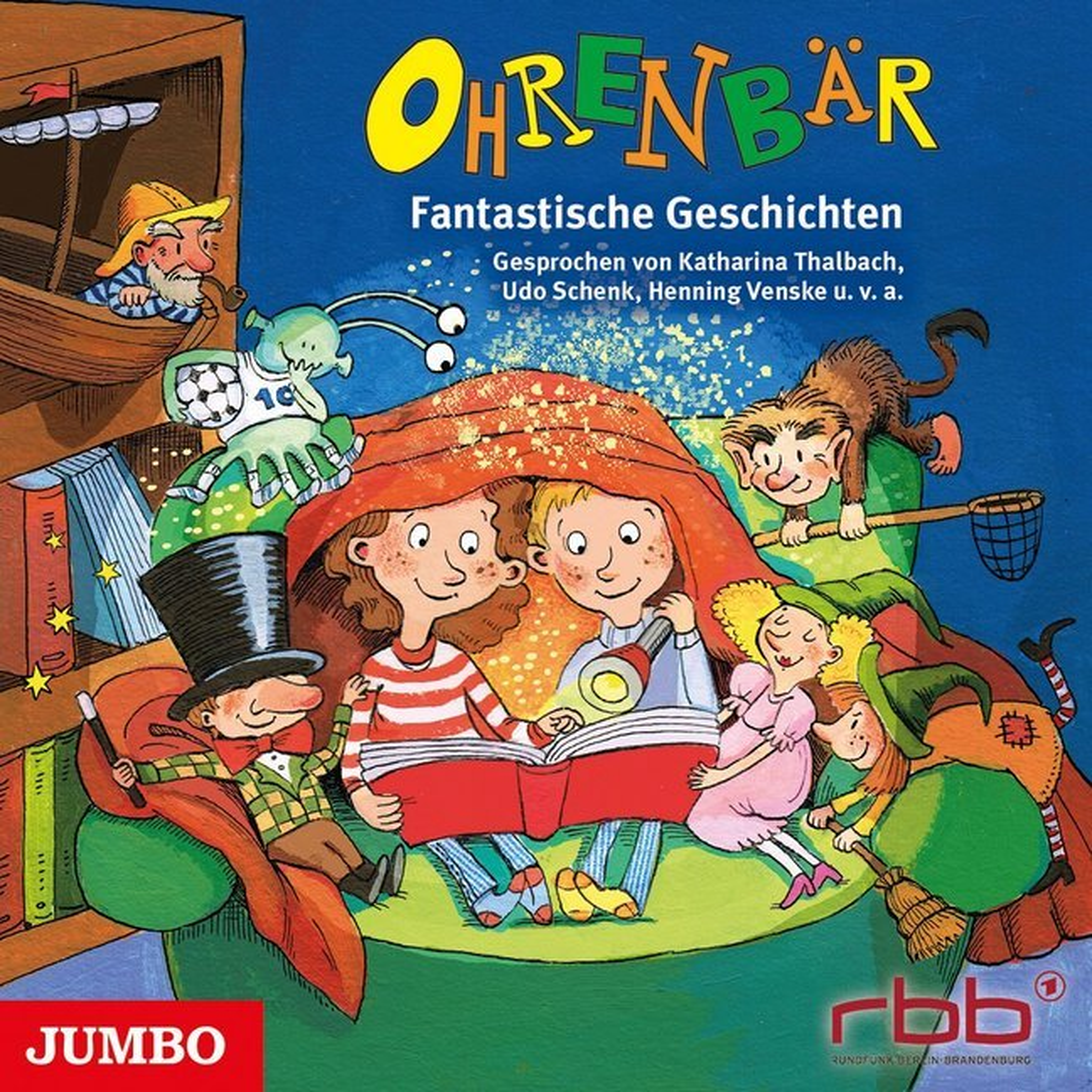 Ohrenbär. Fantastische Geschichten als Hörbuch ...