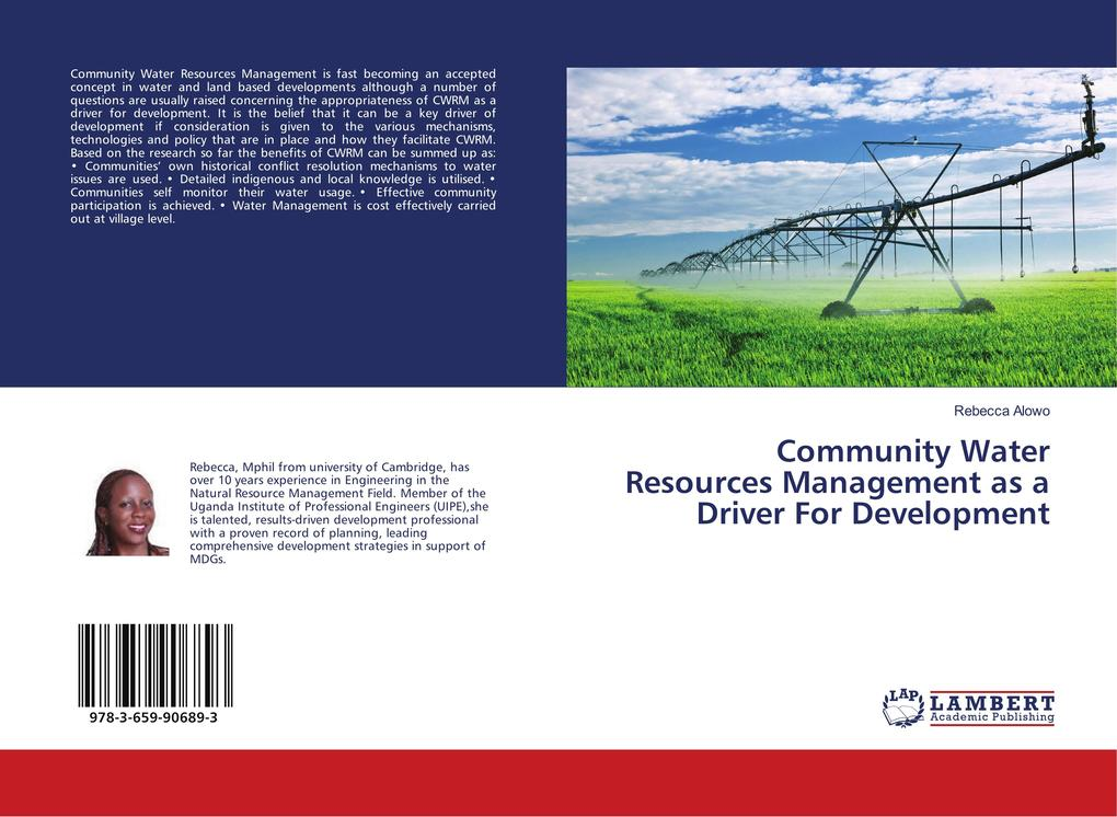 Community Water Resources Management as a Drive...