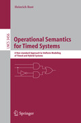 Operational Semantics for Timed Systems