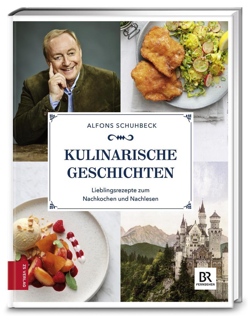 Kulinarische Geschichten als Buch