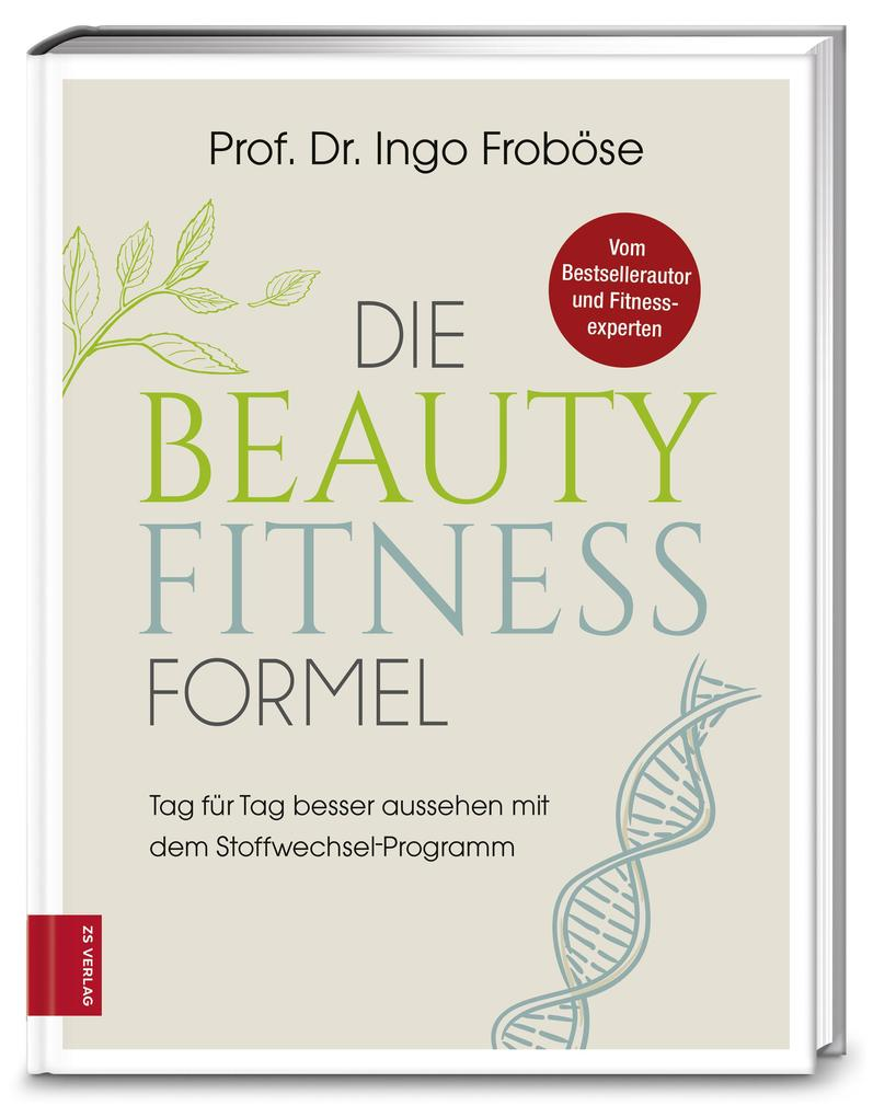 Die Beauty-Fitness-Formel als Buch
