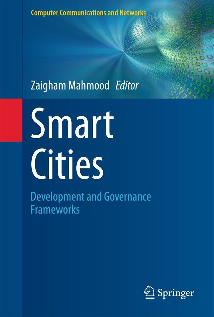 Smart Cities als eBook Download von