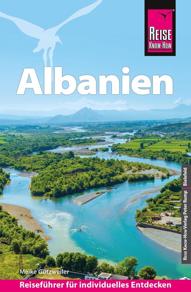 Reise Know-How Reiseführer Albanien als eBook D...