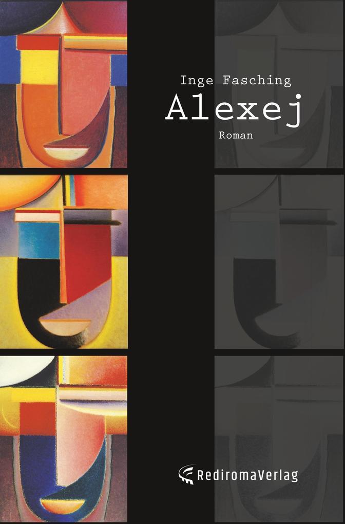Alexej als Buch von Inge Fasching