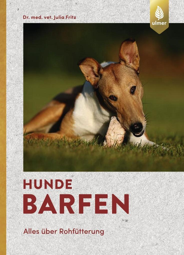 Hunde barfen als eBook Download von Julia Fritz
