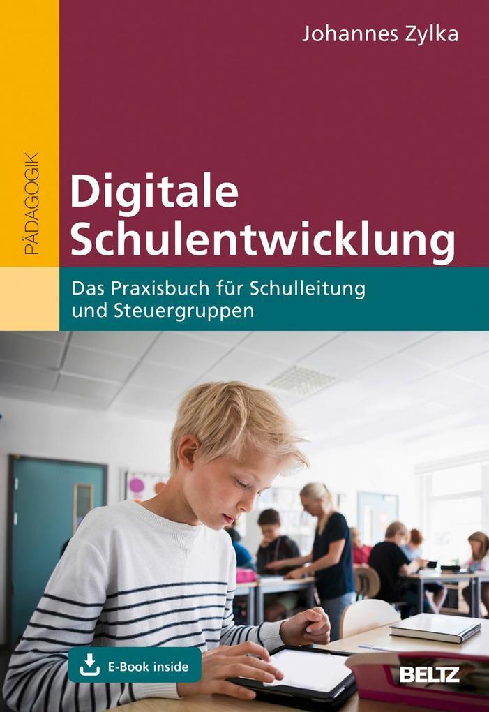 Digitale Schulentwicklung als Buch