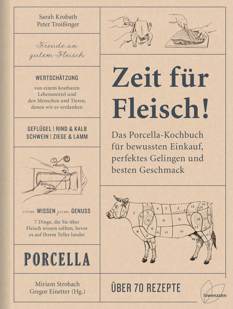 Zeit für Fleisch! als Buch