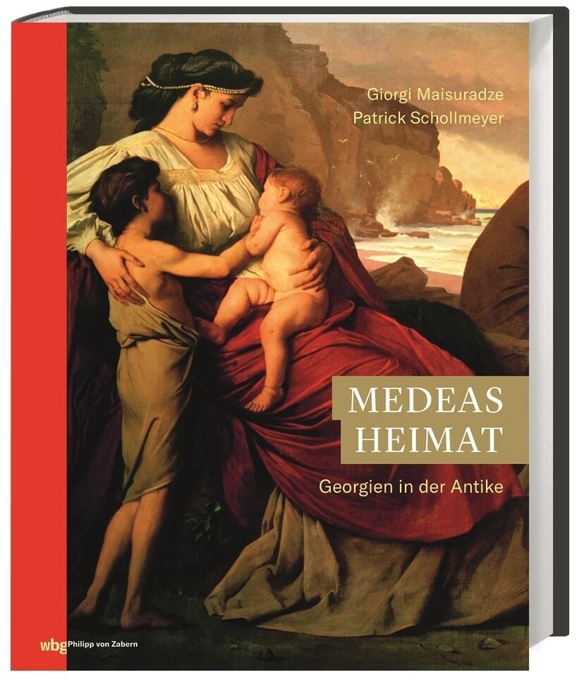 Medeas Heimat als Buch von Patrick Schollmeyer,...