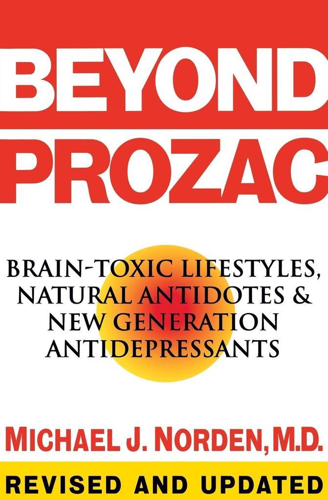 Beyond Prozac als Taschenbuch