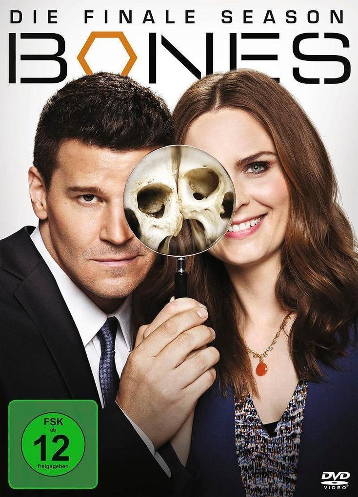 Bones Season 12 (3-DVD) als DVD