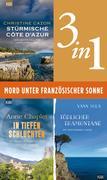Mord unter französischer Sonne (3in1-Bundle)