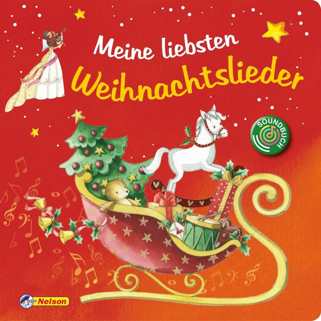 Meine liebsten Weihnachtslieder als Buch