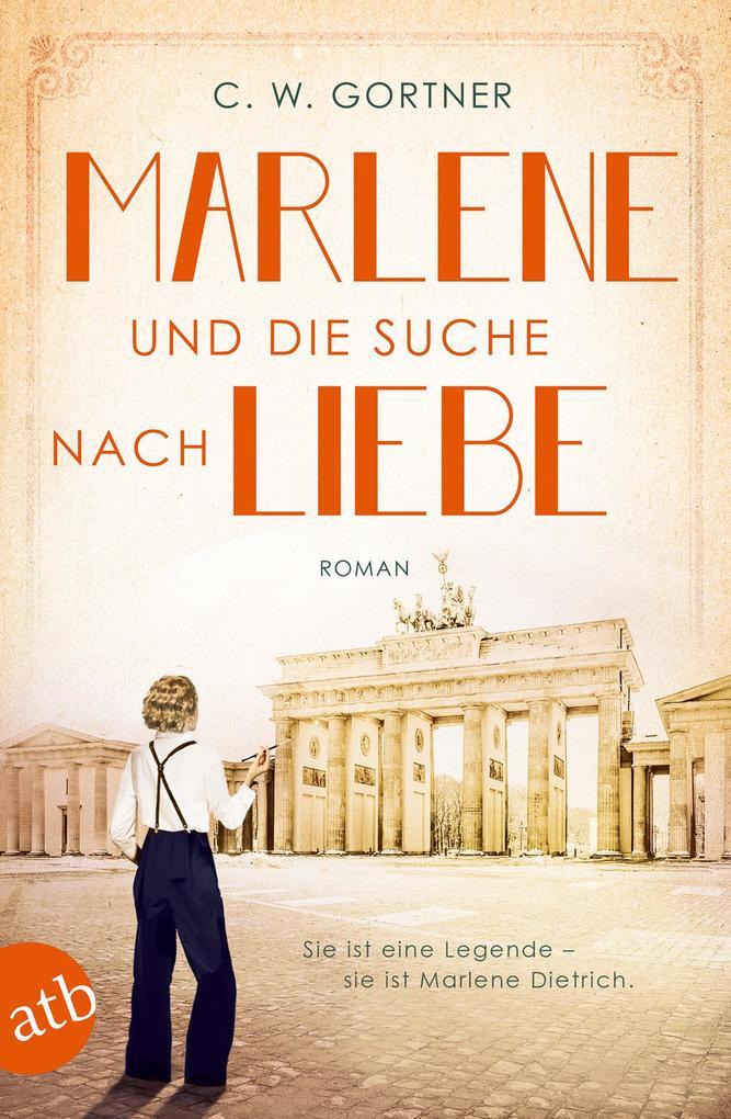 Marlene und die Suche nach Liebe als Buch