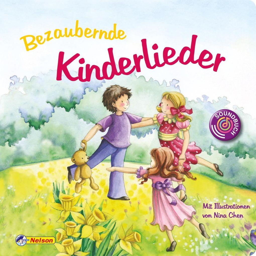 Bezaubernde Kinderlieder als Buch