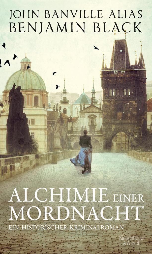 Alchimie einer Mordnacht als Buch von Benjamin ...