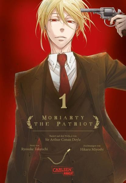 Moriarty the Patriot 1 als Buch