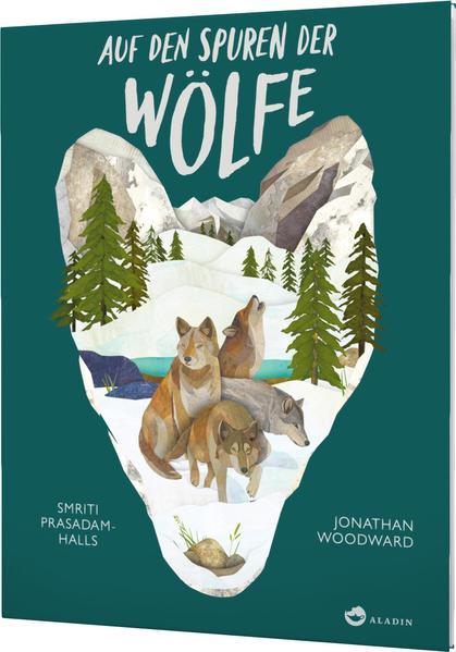 Auf den Spuren der Wölfe als Buch
