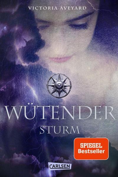 Wütender Sturm als Buch