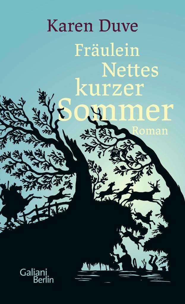 Fräulein Nettes kurzer Sommer als Buch