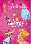 Disney Prinzessin: 5-Minuten Geschichten