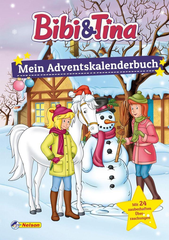 Bibi und Tina: Mein Adventskalenderbuch als Buc...
