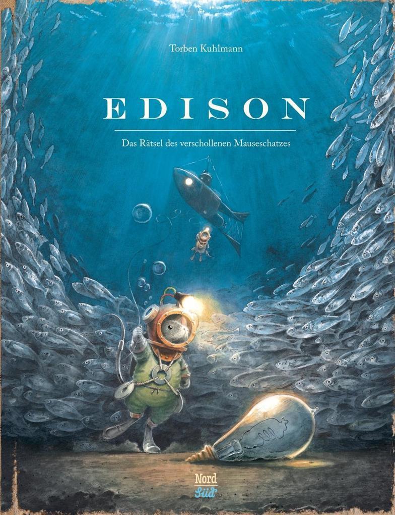 Edison als Buch (gebunden)