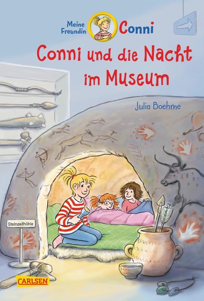 Conni und die Nacht im Museum als Buch