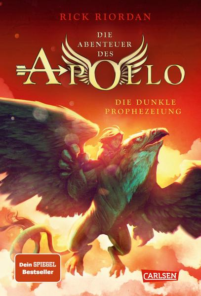 Die Abenteuer des Apollo 2: Die dunkle Prophezeiung als Buch