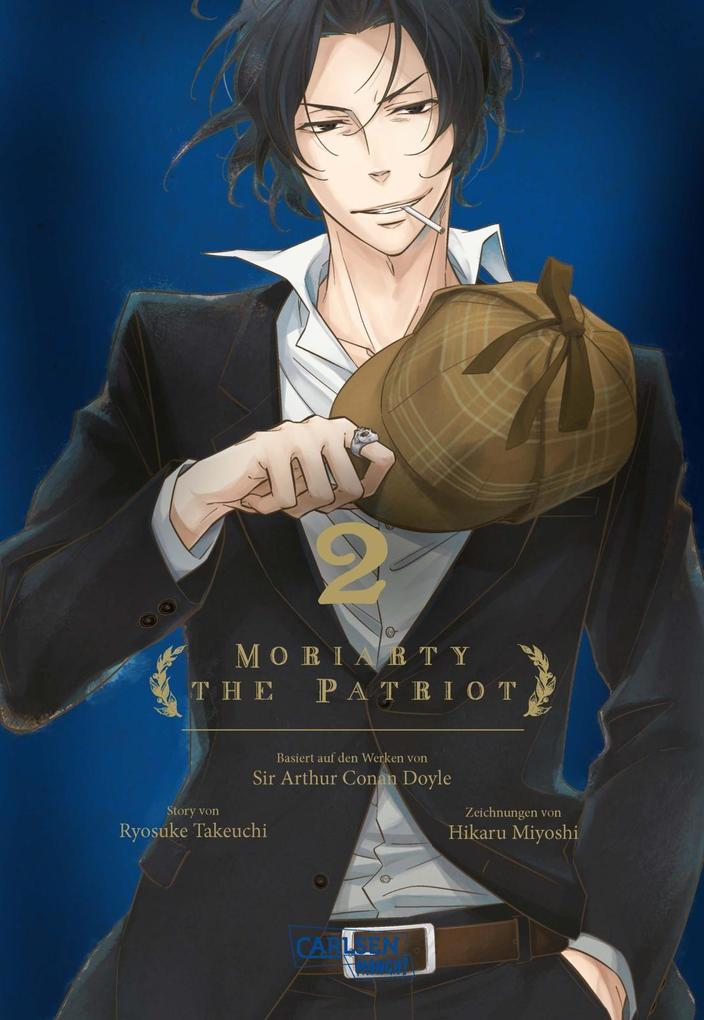 Moriarty the Patriot 2 als Buch