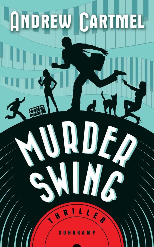 Murder Swing als eBook