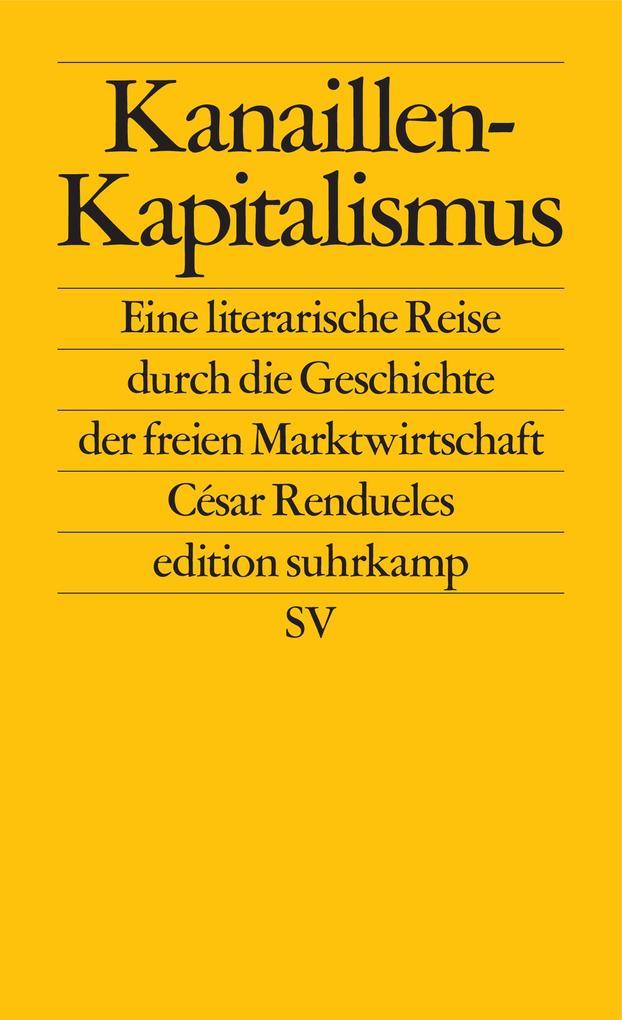 Kanaillen-Kapitalismus als eBook