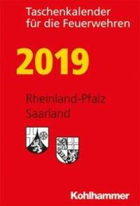 Taschenkalender für die Feuerwehren 2019 / Rhei...