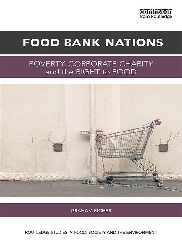 Food Bank Nations als eBook Download von Graham...