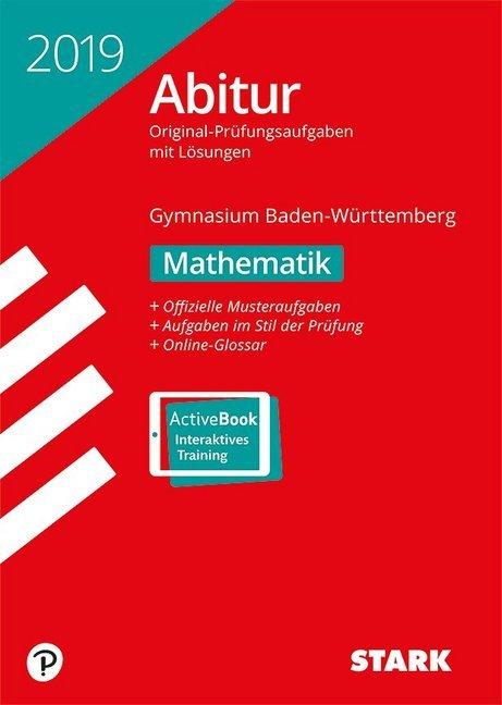 Abiturprüfung Baden-Württemberg 2019 - Mathemat...