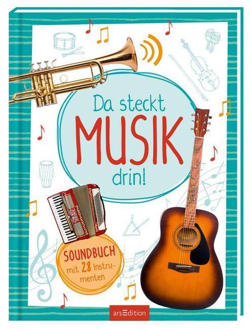 Da steckt Musik drin! als Buch von Patrick Schladt