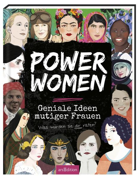 Power Women - Geniale Ideen mutiger Frauen als Buch