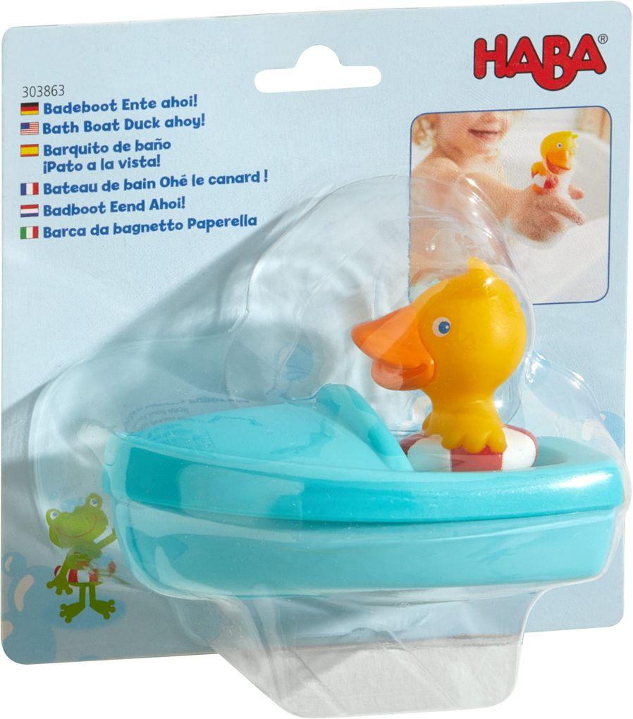 Badeboot 'Ente ahoi!' von HABA