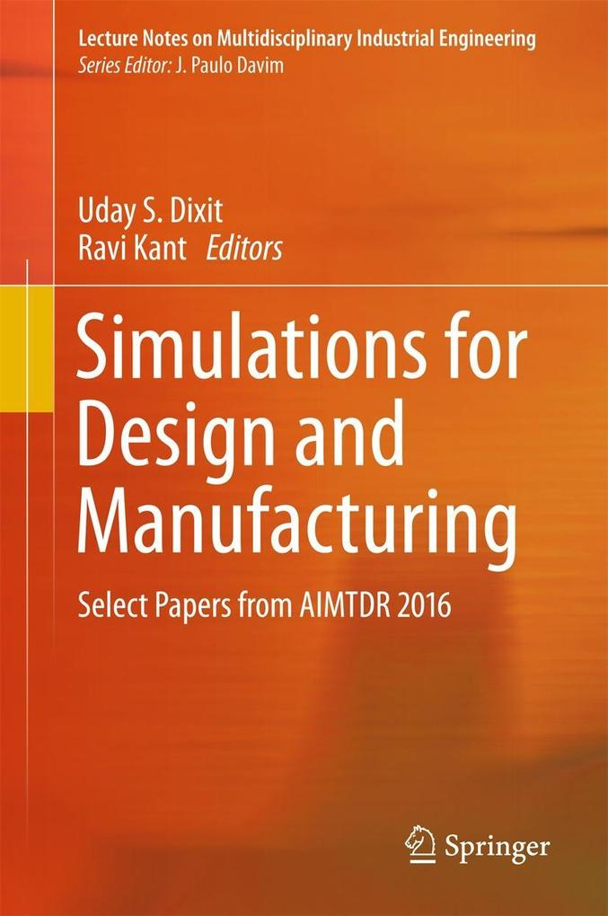 Simulations for Design and Manufacturing als eB...