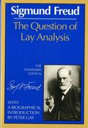 The Question of Lay Analysis