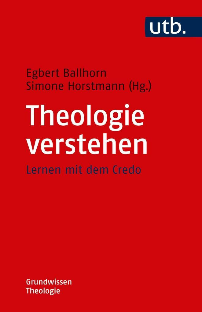 Theologie verstehen als Taschenbuch