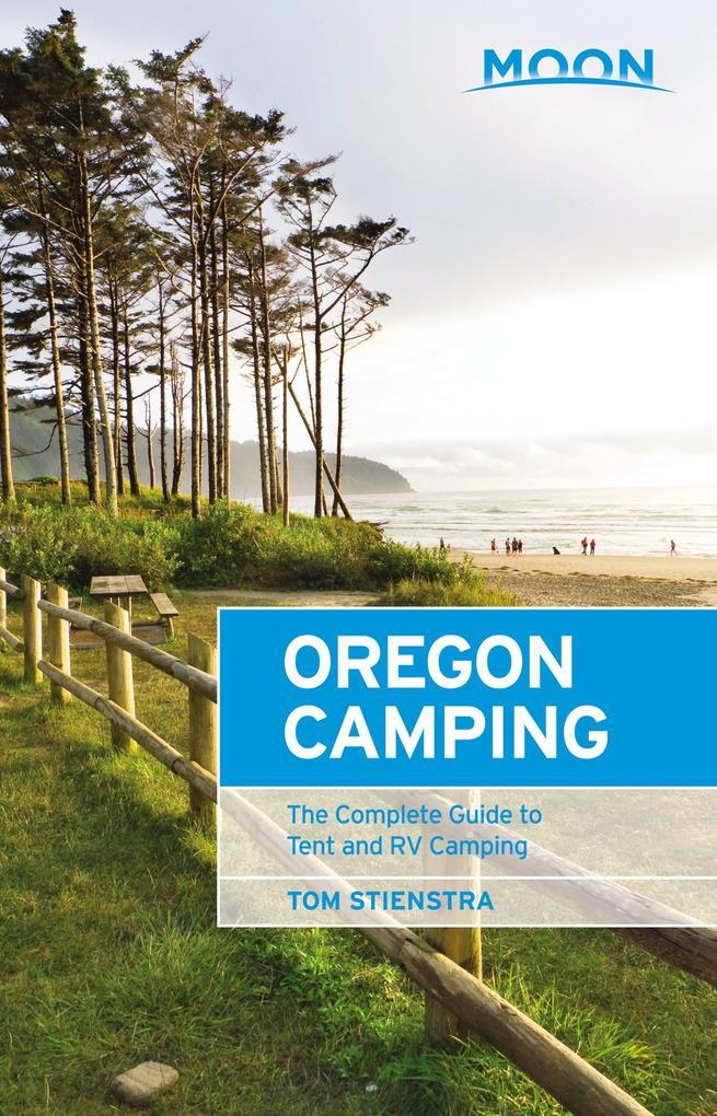 Moon Oregon Camping als eBook Download von Tom ...