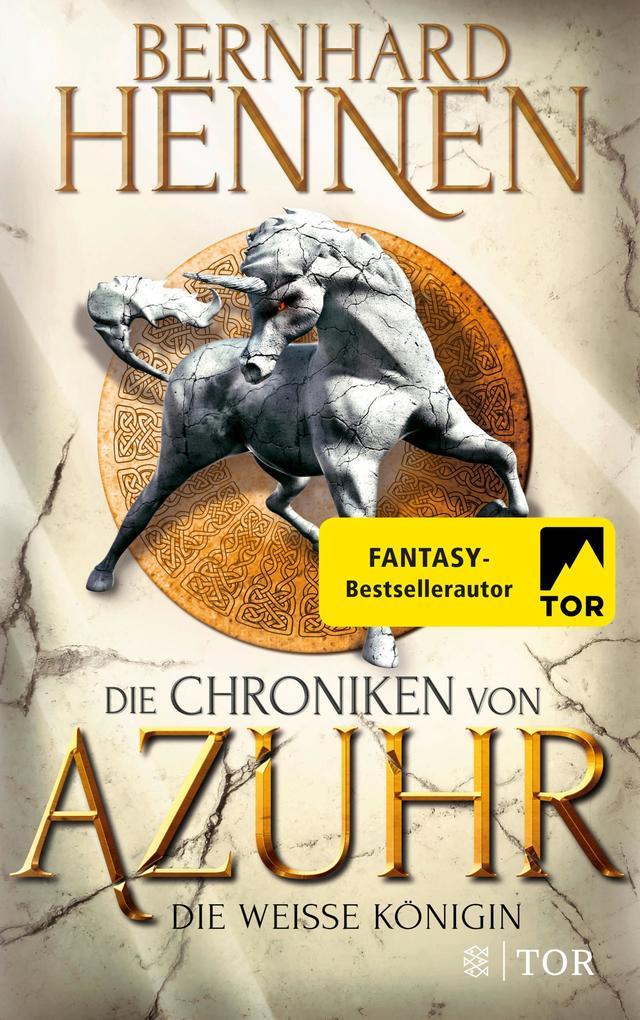 Die Chroniken von Azuhr - Die Weiße Königin als eBook