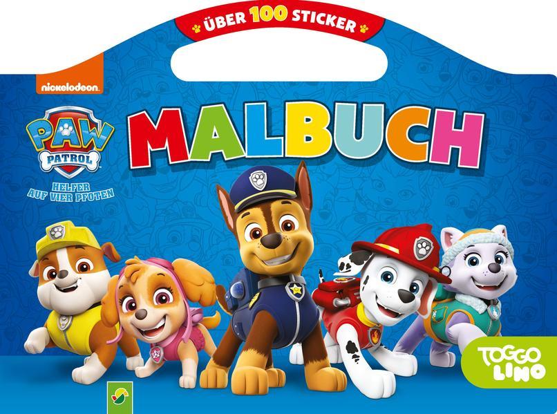 Paw Patrol Zentrale Ausmalbilder : Paw Patrol Malbuch Buch Bei Hugendubel