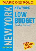 MARCO POLO Reiseführer Low Budget New York