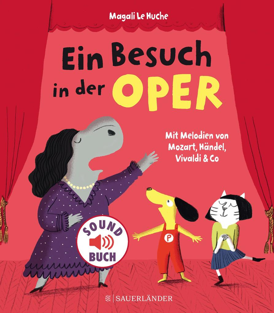 Ein Besuch in der Oper als Buch