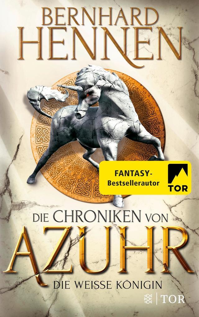 Die Chroniken von Azuhr - Die Weiße Königin als Taschenbuch