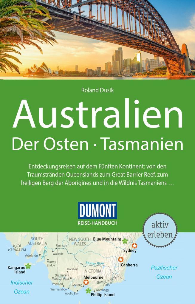 DuMont Reise-Handbuch Reiseführer Australien, D...