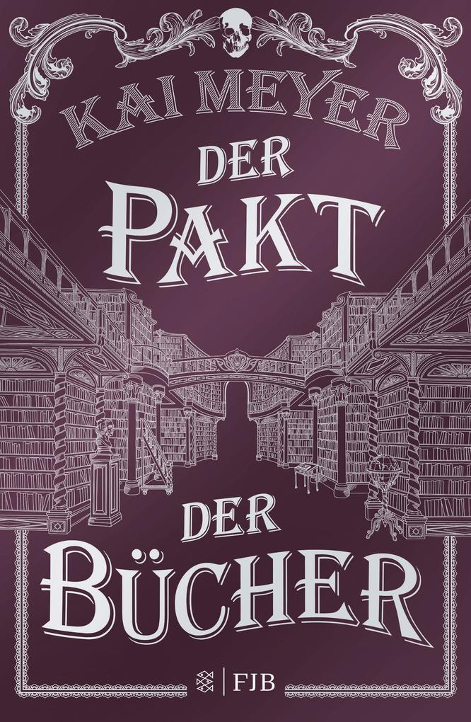 Der Pakt der Bücher als Buch